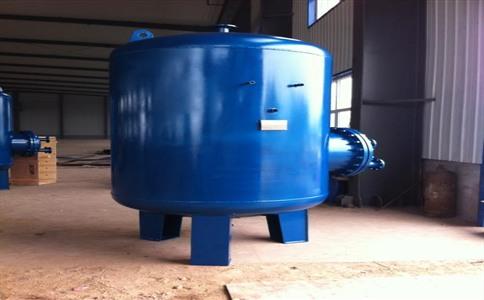 浮动盘管式换热器采用什么中置型