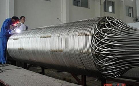 管壳式换热器管束腐蚀和磨蚀失效的主要原因